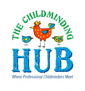 Childminding Hub Logo Final