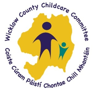 NEW Wicklow County Childcare Medium