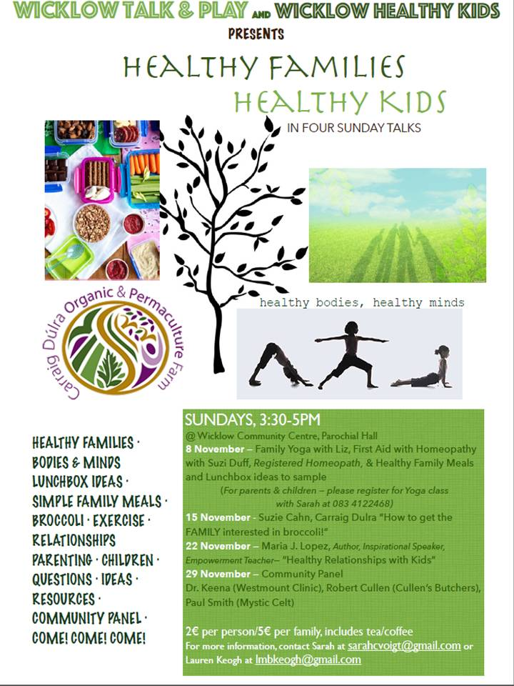 Talkandplayhealthykidsflyer