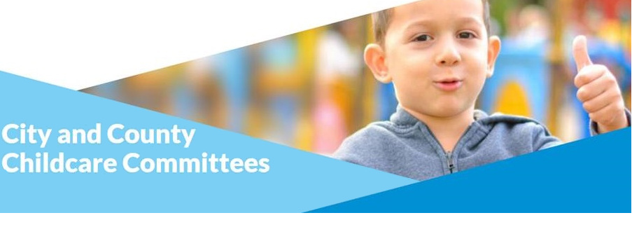 What is a City/County Childcare Committee (CCC)?