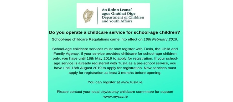 Wicklow County Childcare | Support, training and information